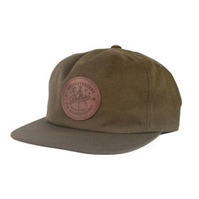 POLER Enlightenment Snapback Cap olive